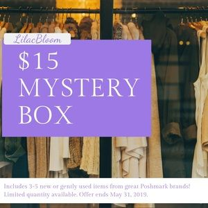 Accessories - Lilac Bloom Mystery Box 🌸